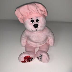 Collecticritters Limited Edition I Love Lucy Episode 39 Pink Chef Bear Plush