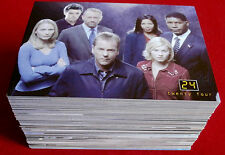24 - Seasons 1 & 2 - COMPLETE BASE SET (90 cards) - COMIC IMAGES 2003