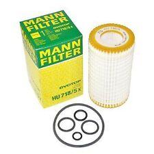 Mercedes Oil Filter & Seals 0001802609 1121840525 HU718/5x