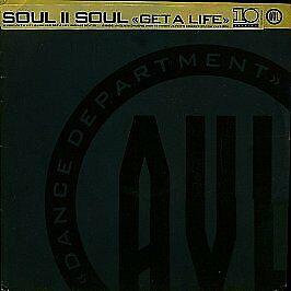 Soul Ii Soul - Get A Life - 10 Records - 1989 #753940