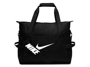 Nike Mens Academy Team Bag Gym Sports Football Duffel Kit Bag Travel LARGE L NEW