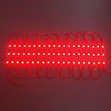 LED RED MODULE STRIP BOAT DECK GARDEN MARINE CARAVAN LIGHT Sign Backlighting