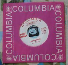 Woody Herman 45 Sidewinder / Greasy Sack Blues 1968 Mod Jazz VG+