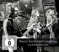 Starry Eyed and Laughing : Live at Rockpalast 1976 CD Album with DVD 3 discs