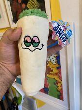Lickety Spliff Bark Box Size XS/S 420 Weed Theme Dog Toy NWT