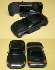 1994 TYCO Black Dodge Stealth HO Slot Car Body Only NOS