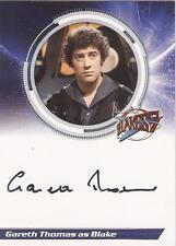 "Blakes 7 - S1GT Gareth Thomas ""Blake"" Auto / Autograph Card"