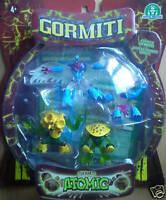 GORMITI ATOMIC SERIES NEW & SEALED 4 CHARACTER BOX