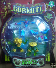 GORMITI ATOMIC SERIES NEW & SEALED 4 CHARACTER BOX