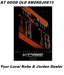 A Kobe Bryant Panini card#136 They forgot to Display image of the star on card .