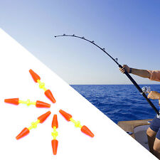 5Pc Rock Sea Fishing Anti Wind Bar Cara Rod Bobber Float Stoppers Fishing Tackle