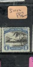 COOK ISLANDS  (PP3006B)  4D  SG 103   MOG
