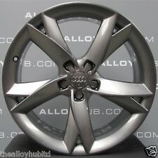 """Original Audi A5 19"""" Zoll S Line Black Edition Y Speiche Speedline Alufelgen X4"""