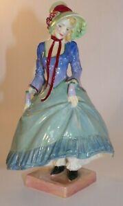 "Vintage Royal Doulton 7 1/2"" Figurine HN 1362 Pantalette's 1930's VGC"