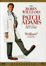PATCH ADAMS DVD - COLLECTOR'S EDITION - NEW UNOPENED - ROBIN WILLIAMS