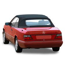 Mercedes W124 E320 300CE 1992-1995 Convertible Soft Top Black German Original