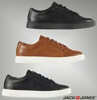 Mens Jack And Jones Stylish Lace Sputnik Trainers Footwear Sizes UK 6-11