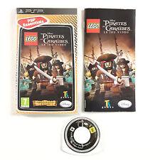Jeu Lego Pirates des Caraibes - Le jeu video Sur Console Sony PSP