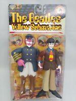 1999 McFarlane Toys/Figures PAUL McCARTNEY & CAPTAIN FRED Yellow Submarine