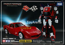 Transformers Masterpiece MP-26 Road Rage Action Figure US Seller IN STOCK!