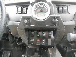 Polaris RZR 8 switch panel 006