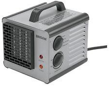 6201 Broan Big Heat Cube Portable Electric Space Heater 120V 1500 Watt