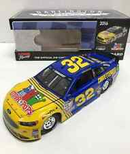 NASCAR 2016 JEFFREY EARNHARDT #32 OTTER POPS DARLINGTON SPECIAL 1/24 DIECAST CAR