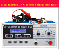 NEW CR-C Multi function common rail injector tester tool for bosch/delphi