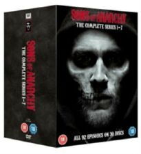 Sons of Anarchy Season 1 2 3 4 5 6 7 One to Seven New DVD Box Set Complete