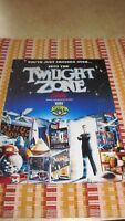 Twilight Zone Pinball Machine Flyer