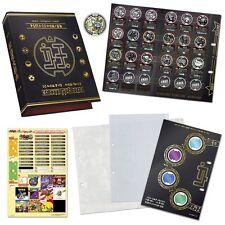 YoKai Watch Medal The Song Dictionary 1st Album Binder Youkai yo-kai New Japan