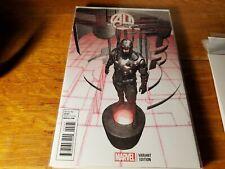 Age Of Ultron #1 Bendis Iron Man Avengers Rock He Kim 1:25 Variant F NM 2013!