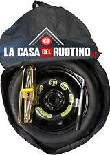 """RUOTINO DI SCORTA FORD ECOSPORT ORIGINALE 16"""" CRIC OMAGGIO+CHIAVE+SACCA"""
