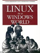 Linux in a Windows World (Linux)-ExLibrary