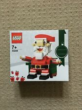LEGO 40206 - Santa Christmas 2016 set New