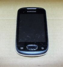 Samsung Galaxy Mini GT-S5570 - Steel Grey Network Tesco Smartphone