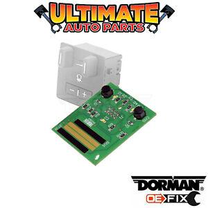 Dorman: 601-226 (Upgraded) Trailer Brake Control Module Circuit Board