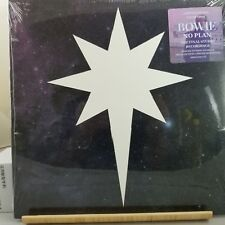 David Bowie - No Plan - Limited Edition Clear Vinyl-Side B Etiching