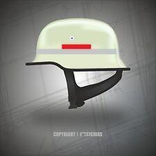 Helmkennzeichnung Gruppenführer Feuerwehr Helm Reflektierend Streifen HK001
