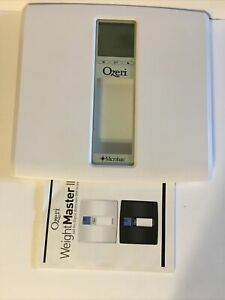 Ozeri ZB20 WeightMaster II 440 lbs Digital Bath Scale w BMI & multi-pers. Memory