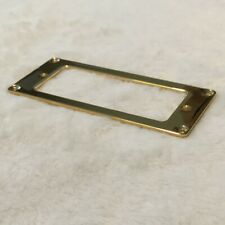 GOLD Metal / MINI Humbucker / Mounting Ring / Includes Mounting Screws / NEW