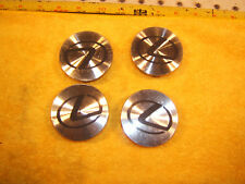 Lexus 1996 Only No other years Es300 Coach wheel Chrome Genuine Oem 4 Caps,2 1/4