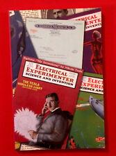 NIKOLA TESLA MY INVENTIONS IN CORRESPONDENCE WITH HUGO GERNSBACK UNIQUE BOOK