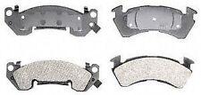 ACDelco 17D614M Front Semi Metallic Brake Pads