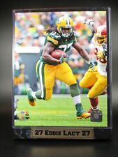 Eddie Lacy Green Bay Packers Logo Wood Mural 11 13/16in, Plaque Nfl Football,