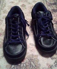 AND1 men's low basketball shoes - Size 9 (42.5 EUR - Black - Excellent condition