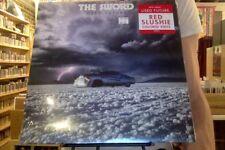 The Sword Used Future LP sealed red slushie colored vinyl