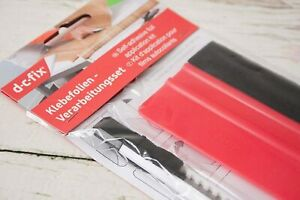 DCFix Kit with Spatula and Cutter for Adhesive Vinyl Films Applications 399-6016