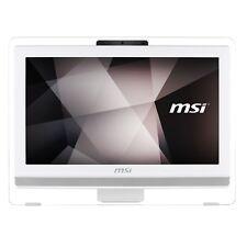 Ordenador Aio MSI Pro 20et 4bw-044eu blanco