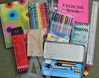 79 Pcs - Back To School Stationery/Pen/Pencil Set - Primary/Junior - Boys